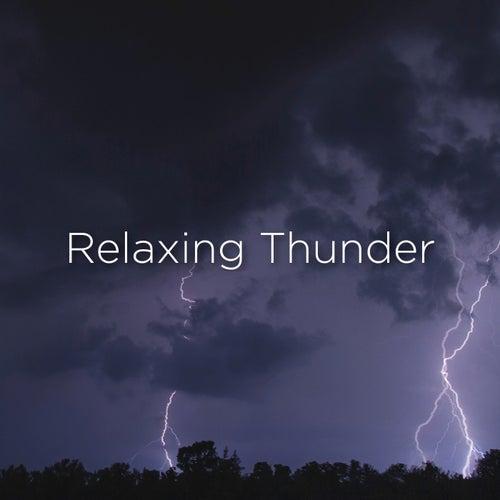 Relaxing Thunder de Thunderstorm Sound Bank