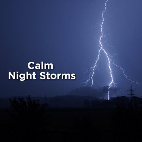 Calm Night Storms de Thunderstorm Sound Bank