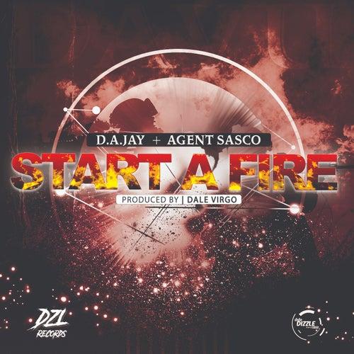 Start a Fire by D.A. Jay