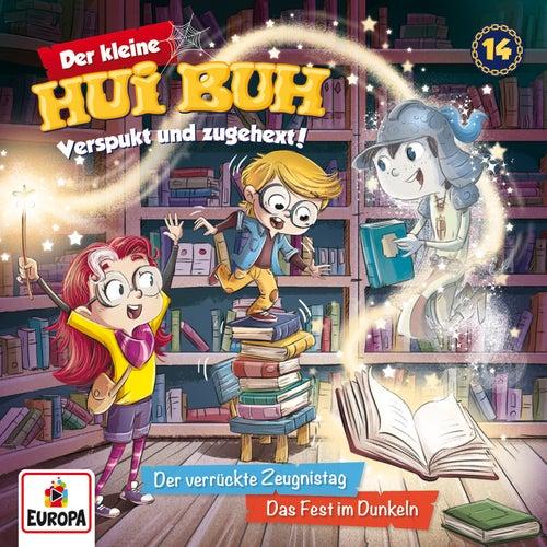 014/Der verrückte Zeugnistag / Das Fest im Dunkeln von Der kleine Hui Buh