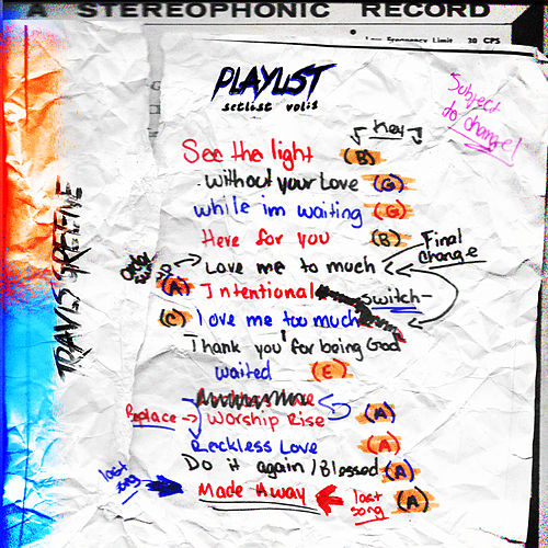 Setlist Vol. 1 (Live) by Travis Greene