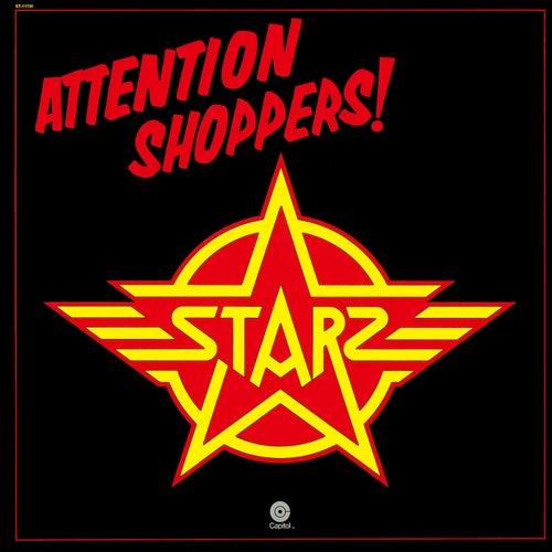Attention Shoppers! de Starz