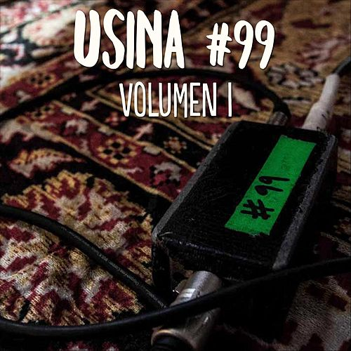Usina #99, Vol. I de Various Artists