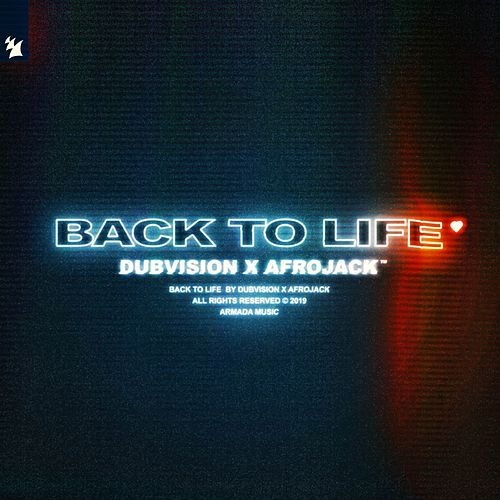 Back to Life von DubVision