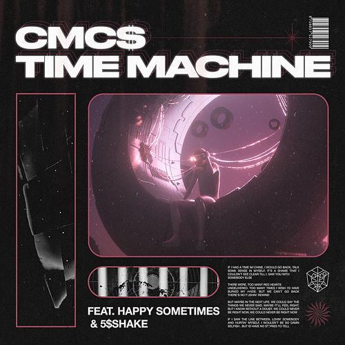 Time Machine von Cmc$