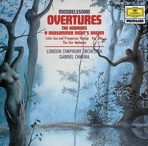 Mendelssohn-Bartholdy: Overtures von London Symphony Orchestra