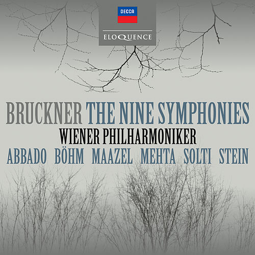Bruckner: The Nine Symphonies by Wiener Philharmoniker