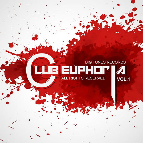 Club Euphoria, Vol. 1 de Various