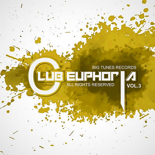 Club Euphoria, Vol. 3 by Various