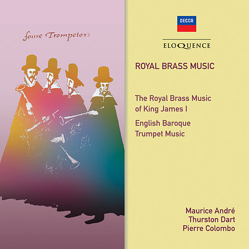 Royal Brass Music de Maurice André