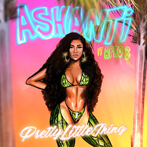 Pretty Little Thing (feat. Afro B) von Ashanti