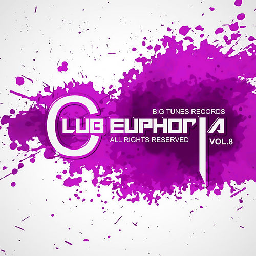 Club Euphoria, Vol. 8 de Various