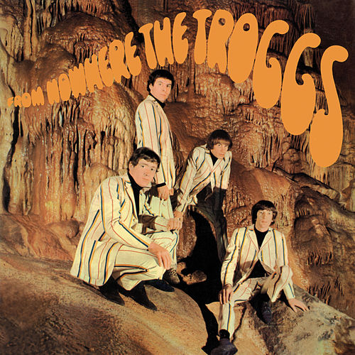 From Nowhere von The Troggs