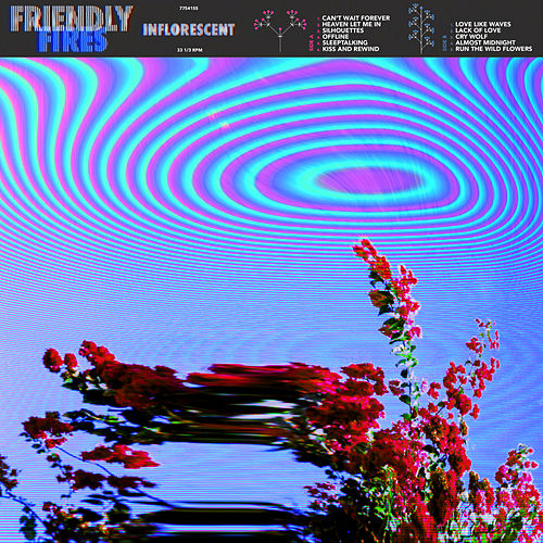 Inflorescent von Friendly Fires
