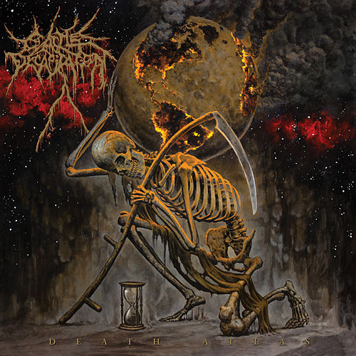 Death Atlas de Cattle Decapitation