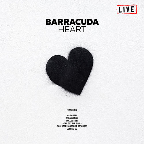 Barracuda (Live) von Heart