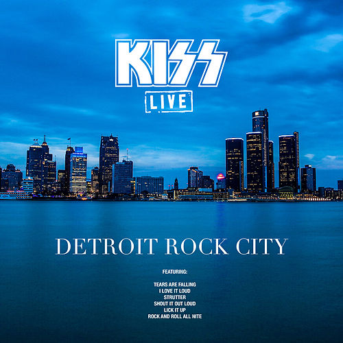 Detroit Rock City (Live) von KISS