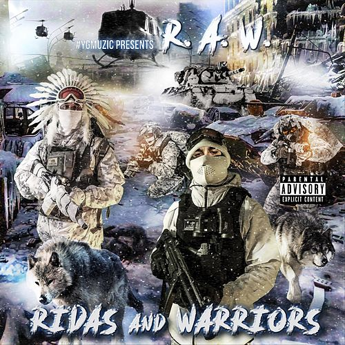 Ridas and Warriors de R.A.W.