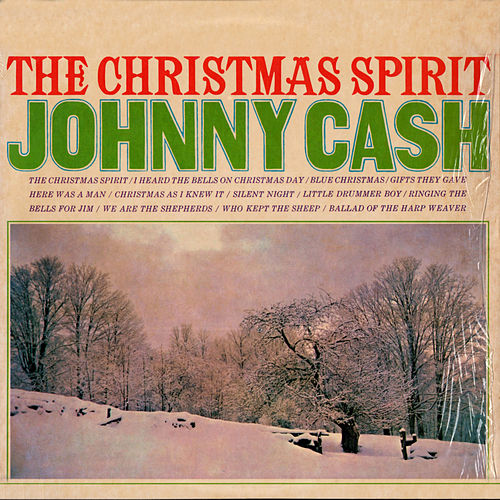 The Christmas Spirit van Johnny Cash