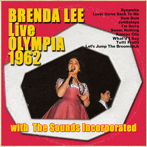 Live Olympia by Brenda Lee