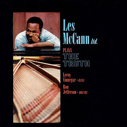 Plays The Truth de Les McCann
