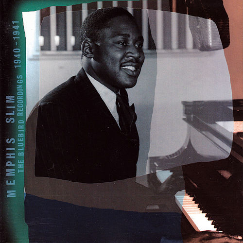 The Bluebird Recordings 1940-1941 by Memphis Slim