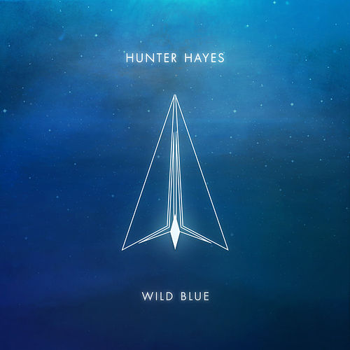 Wild Blue de Hunter Hayes