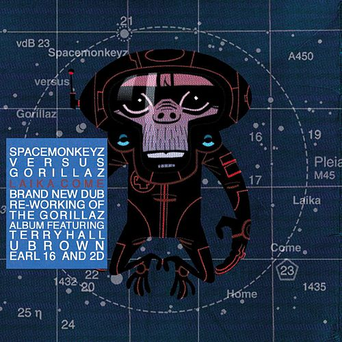 Laika Come Home von Gorillaz