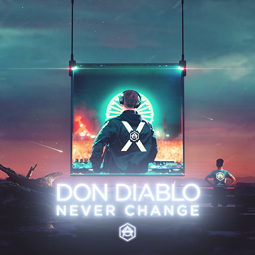Never Change de Don Diablo