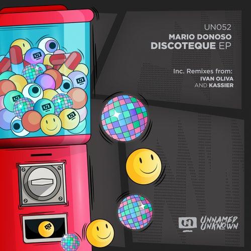 Discoteque - Single by Mario Donoso