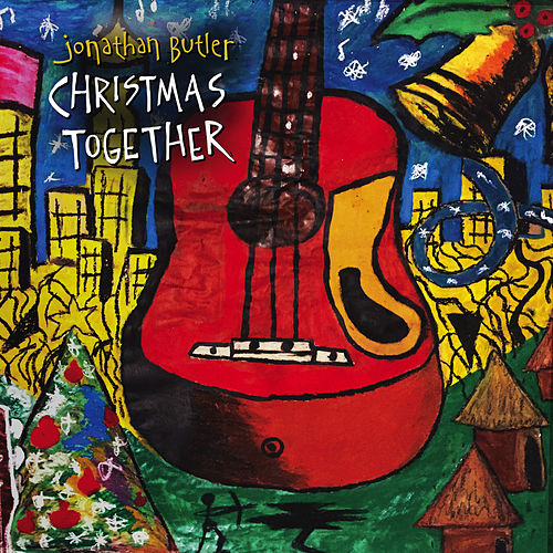 Christmas Together de Jonathan Butler