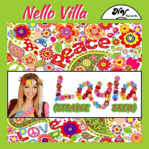 Layla (Strange Brew) by Nello Villa
