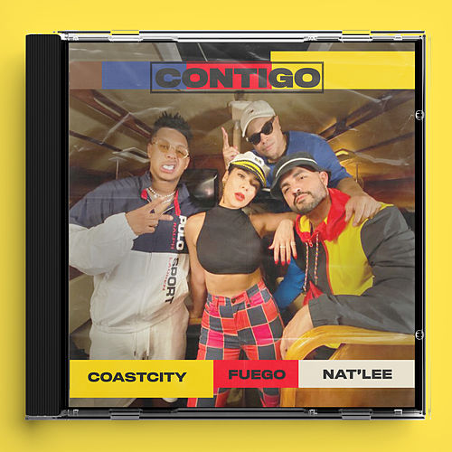 Contigo (feat. Fuego & Nat'Lee) de Coastcity