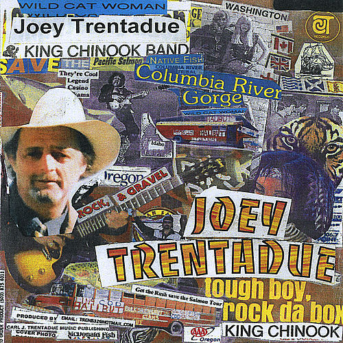 It Smells Like Fish In Here by Joey Trentadue : Napster