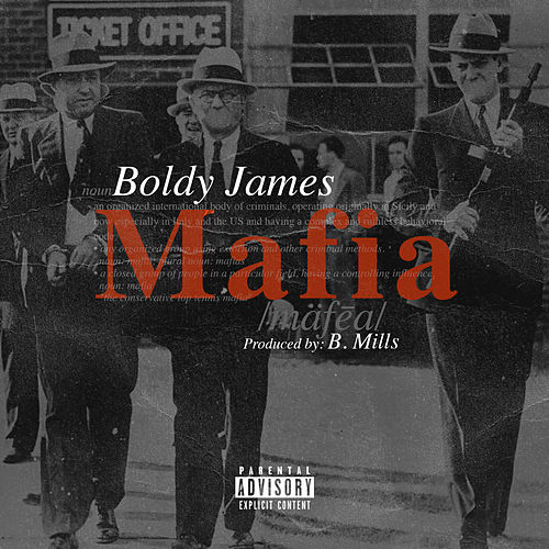 Mafia by Boldy James