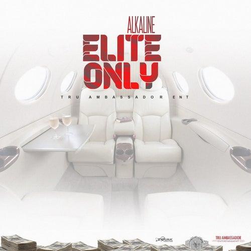 Elite Only - Single by Alkaline