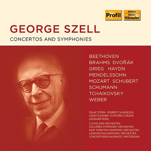 George Szell: Concertos & Symphonies by Various Artists