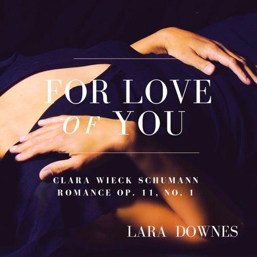 3 Romances, Op. 11: No. 1, Andante by Lara Downes