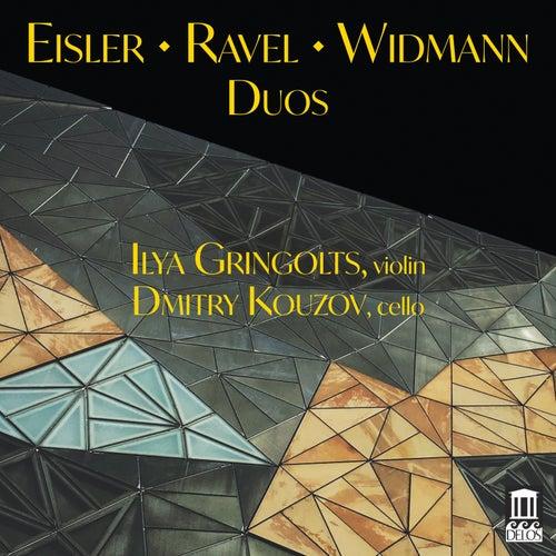 Eisler, Ravel & Jörg Widmann: Duos by Ilya Gringolts