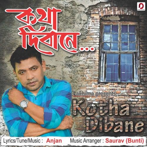 Kotha Dibane - Single de Anjan