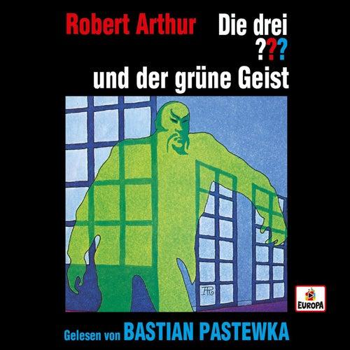 Bastian Pastewka liest... und der grüne Geist (Ungekürzte Lesung) von Die drei ???