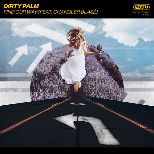Find Our Way (feat. Chandler Blasé) von Dirty Palm