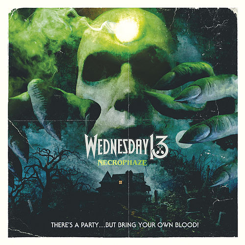 Bring Your Own Blood by Wednesday 13