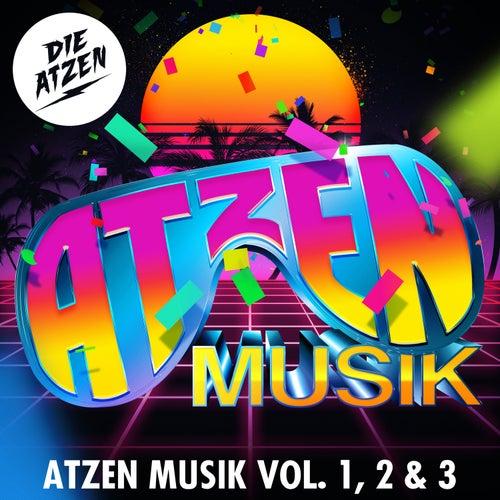 Atzen Musik Vol.1, 2 & 3 von Die Atzen