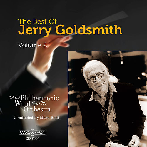 The Best of Jerry Goldsmith, Vol. 2 de Marc Reift