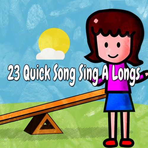23 Quick Song Sing a Longs de Canciones Para Niños