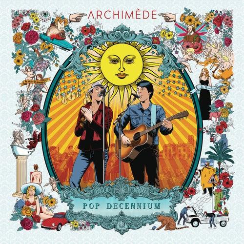 Pop Decennium (Live) de Archimède