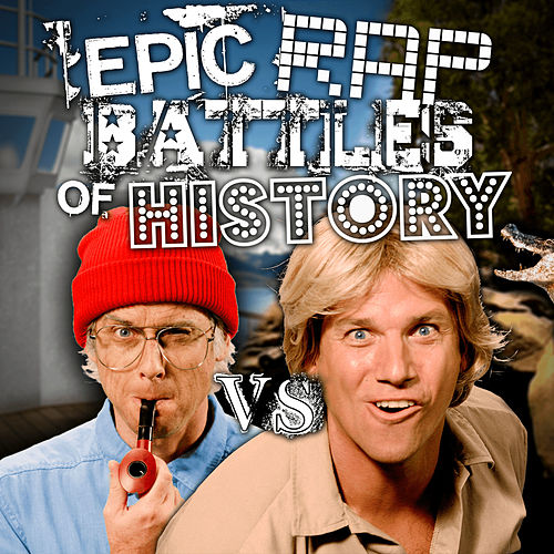 Jacques Cousteau vs Steve Irwin de Epic Rap Battles of History
