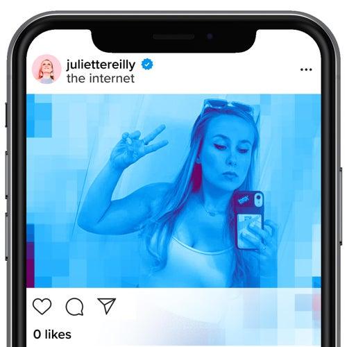 The Internet de Juliette Reilly