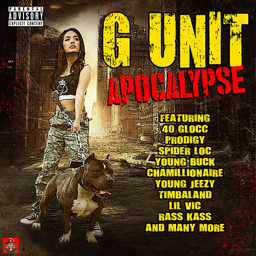 G Unit Apocalypse by Various Artists
